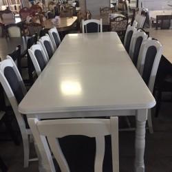 Set Masa Regal cu 10 scaune